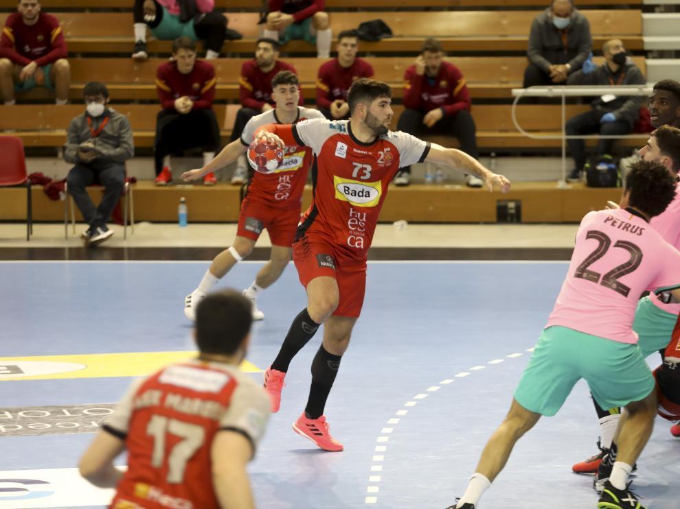 Joao Pinto cumplirá su cuarta temporada en el Bada Huesca