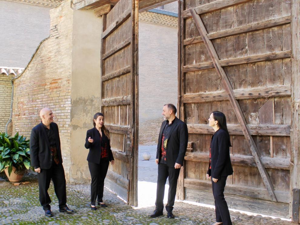Chiavette actuará el lunes en la iglesia de Santo Domingo de Huesca