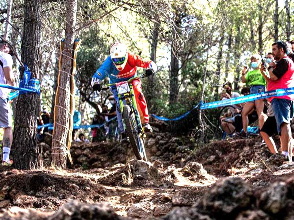 Los deportistas tendrán que superar 300 metros de descenso en menos de dos kilómetros