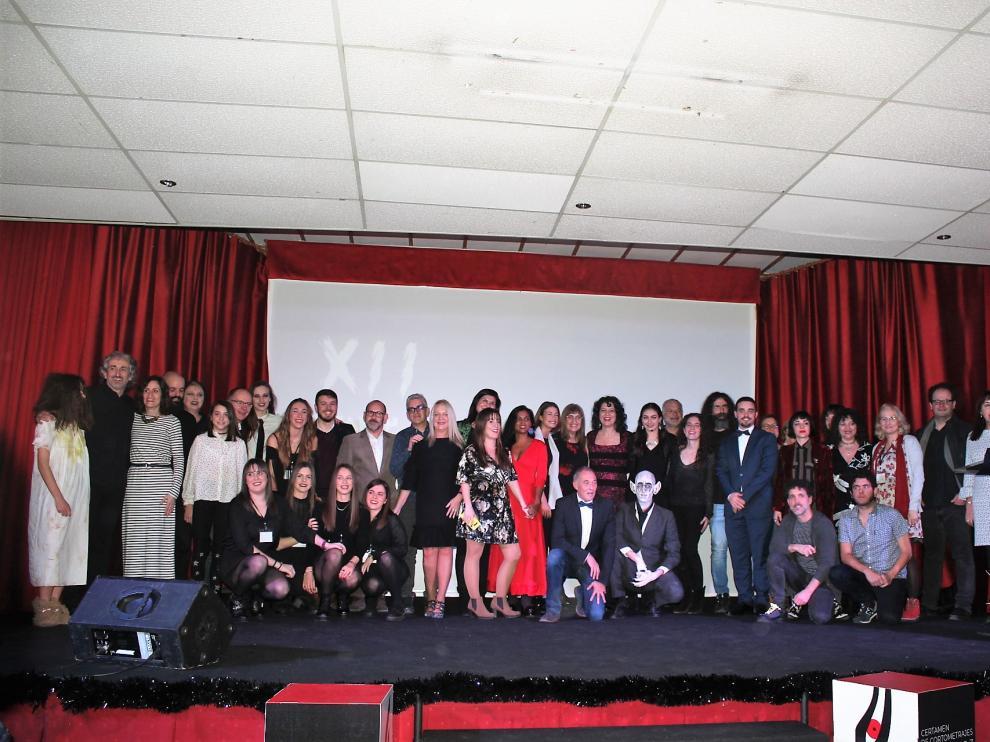 Festival de cortometrajes de Bujaraloz 2019.