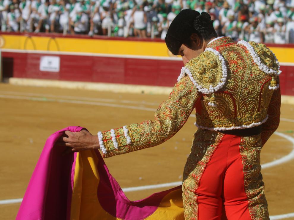 Tauroemoción planteó celebrar una corrida el 10 de agosto aferrándose a una 'cláusula covid'.