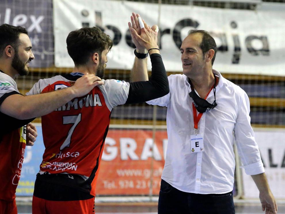 José Nolasco confía en mantener el rendimiento con los pequeños cambios en la plantilla.