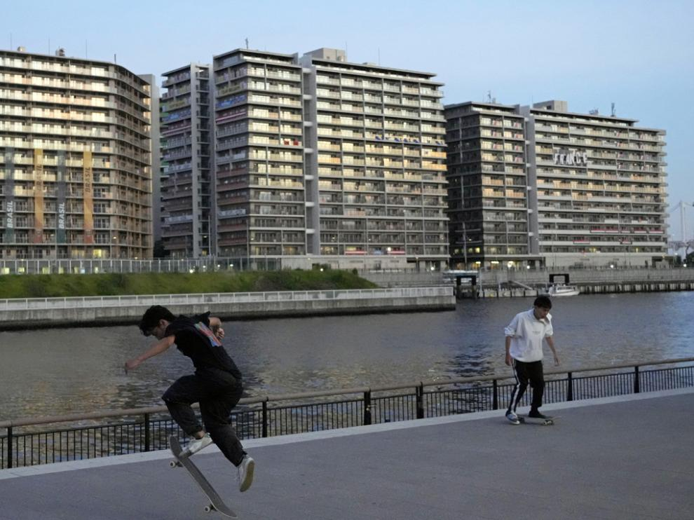 Los deportistas solo podrán salir de la Villa Olímpica para entrenar y competir.