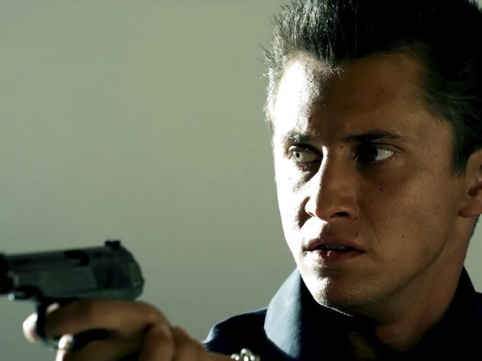 Pavel Priluchnyy es uno de los protagonistas de la serie rusa Igor.