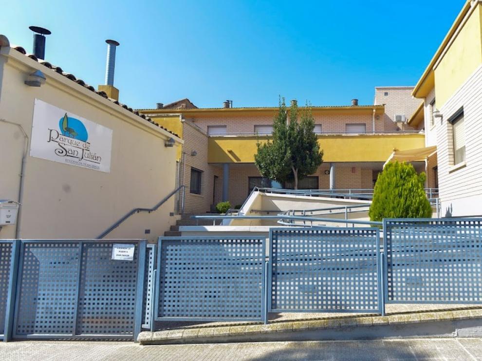 Residencia Parque San Julián de Grañén.