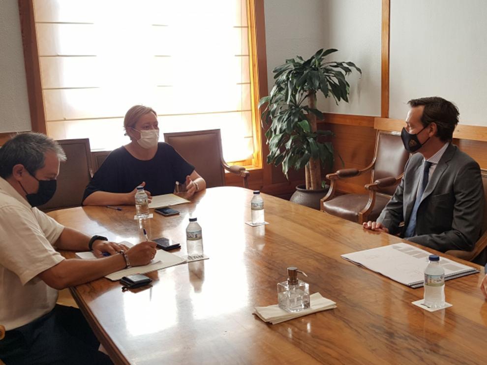Concedidos Incentivos Regionales tramitados por Economía al proyecto de la pardina de Larbesa en Jaca