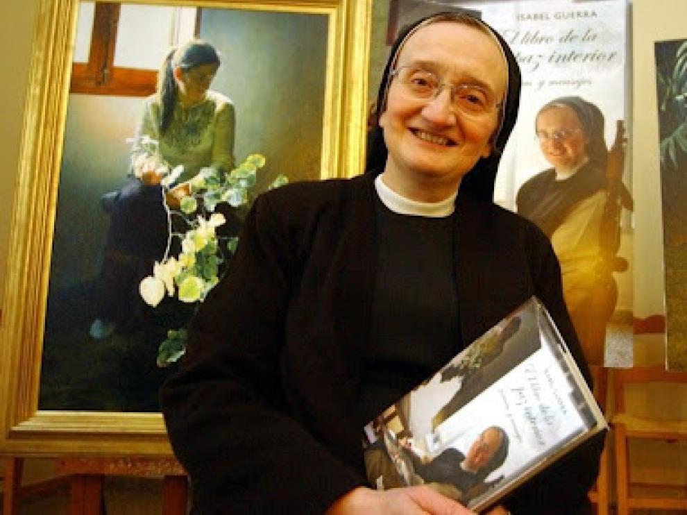 Isabel Guerra, monja pintora