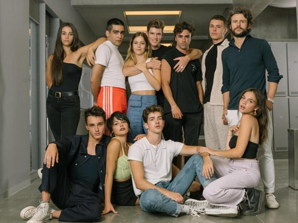 La cuarta temporada de 'Élite' ha sido uno de los últimos estrenos de la compañía