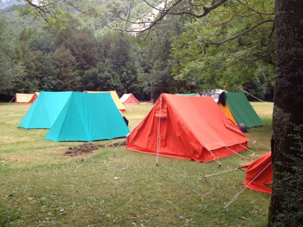 El Gobierno de Aragón aplicará nuevas medidas para las acampadas.