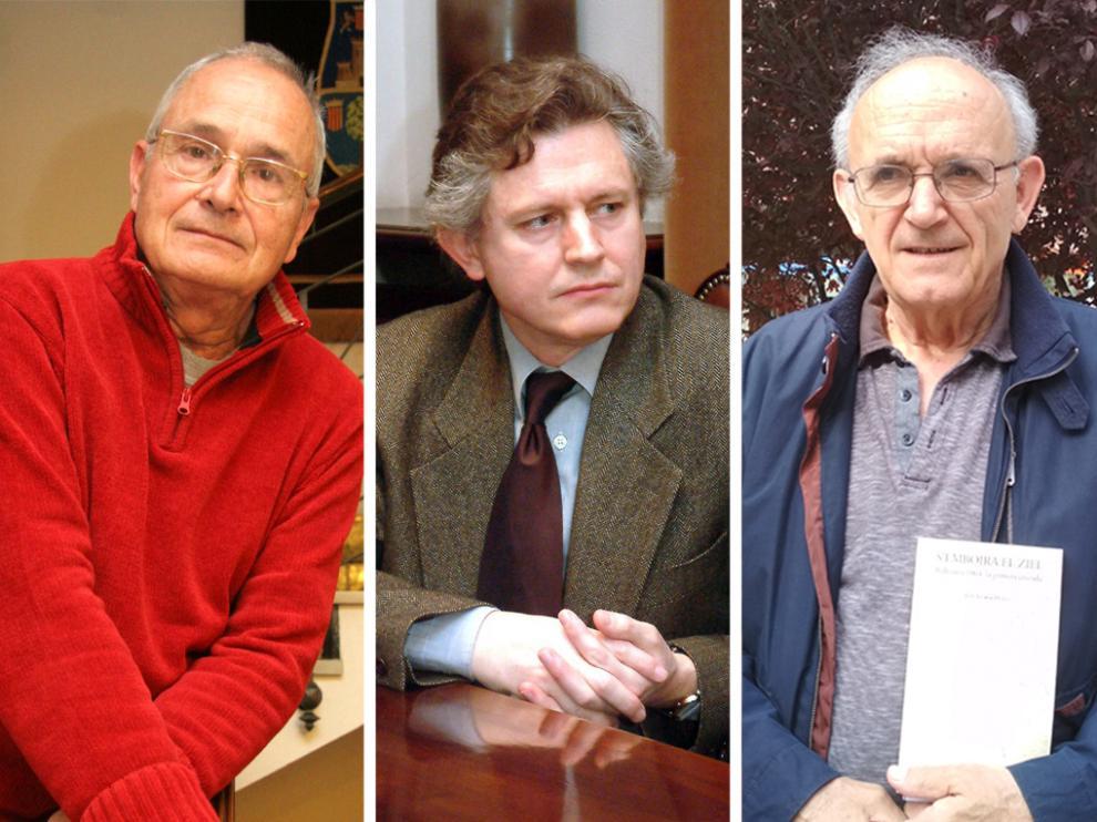 Entre estos primeros miembros, de entre los cuales elegirán al presidente, están Ánchel Conte , Francho Nagore o José Solana