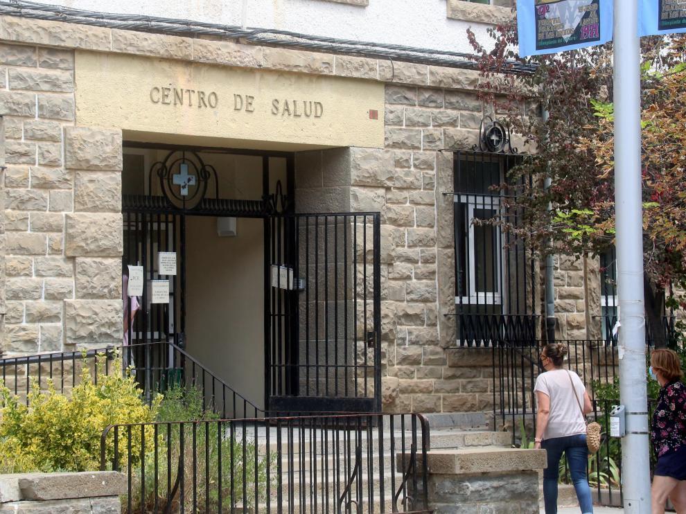 En la zona de salud de Jaca se han detectado 28 casos.   28- 7 - 21 foto pablo segura