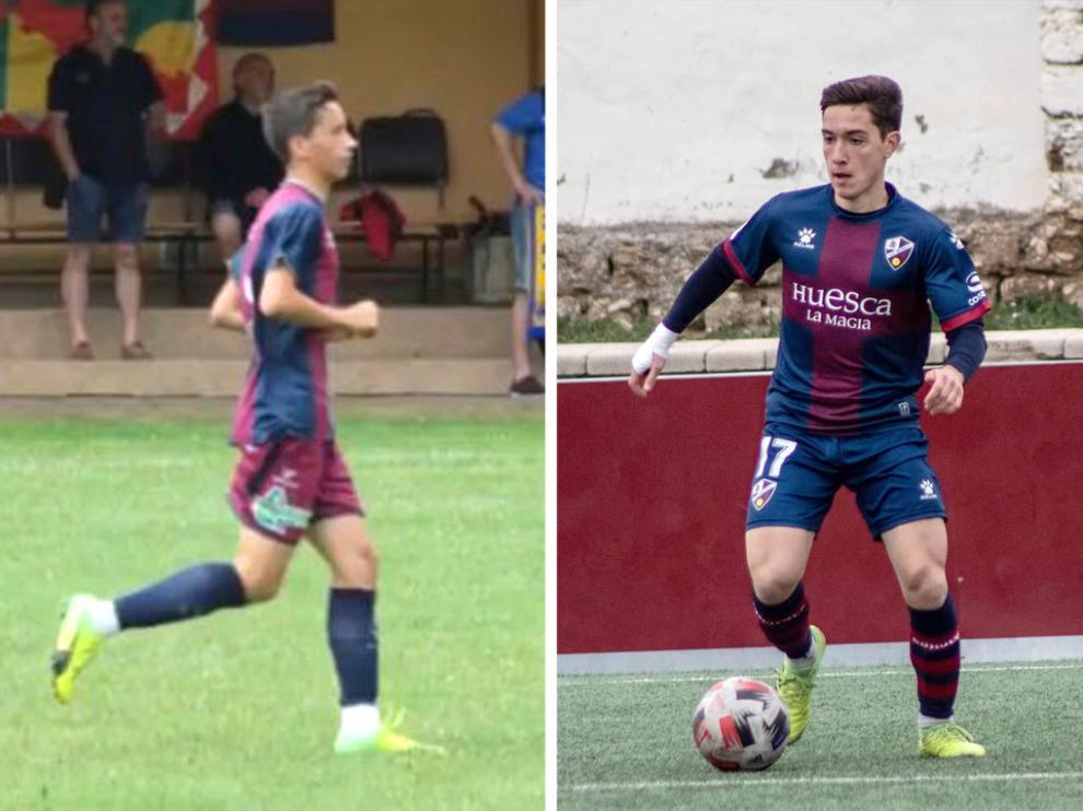 Enrique Guerri y José Vivas