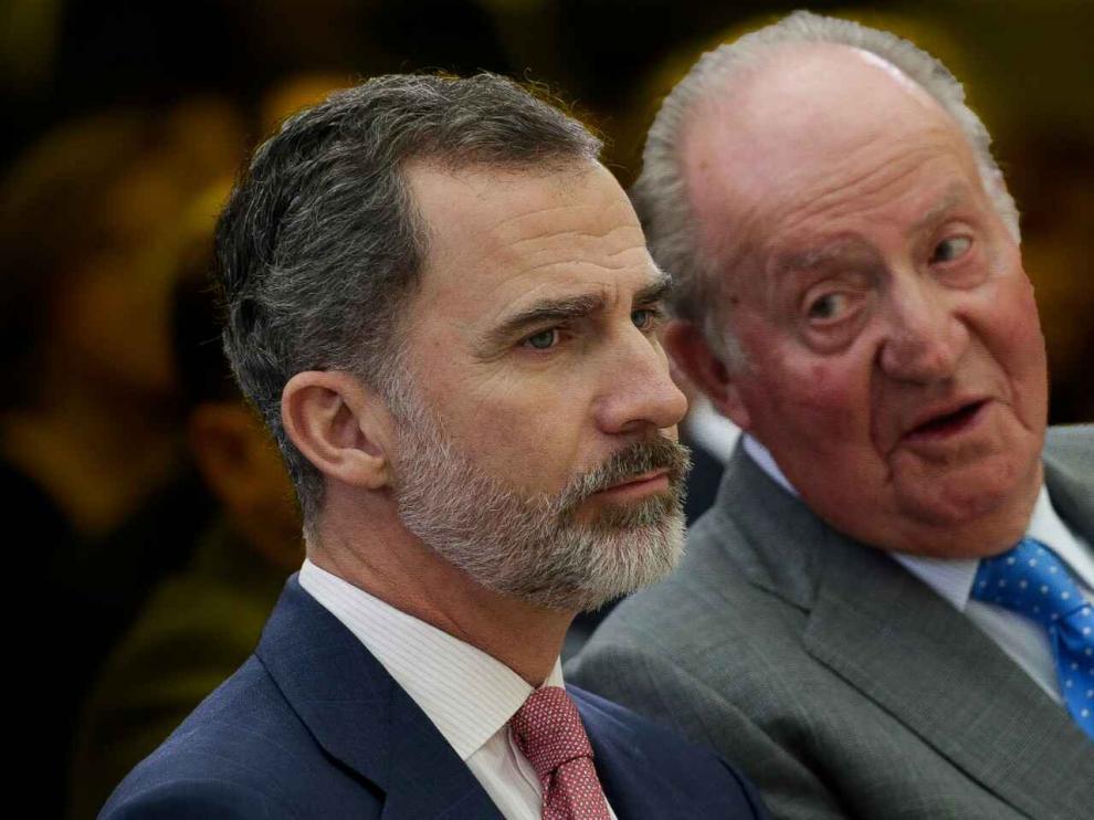 El rey Emérito lleva un año fuera de España.