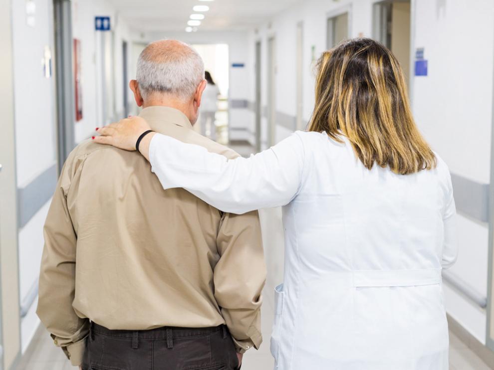 Más de la mitad son brotes en las residencias de Aragón son de una persona y eso implica que la vacuna está haciendo efecto
