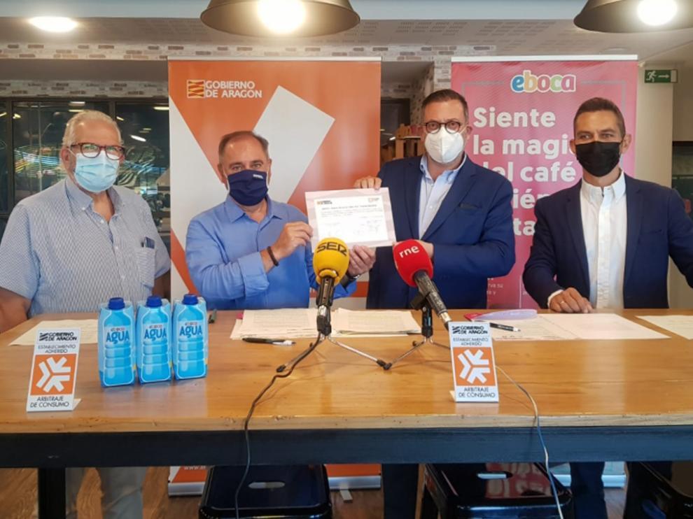 EBOCA se suma a la Junta Arbitral de Consumo de Aragón