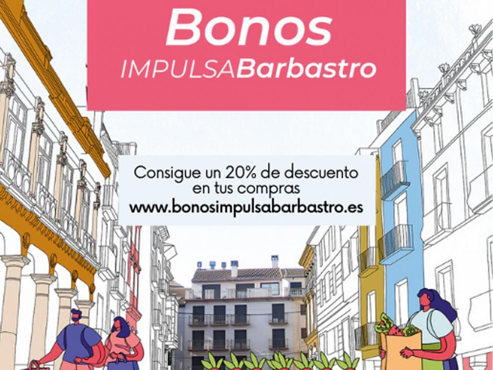 Los consumidores podrán descargarse los bonos por un valor de 2, 5, 10 y 15 euros