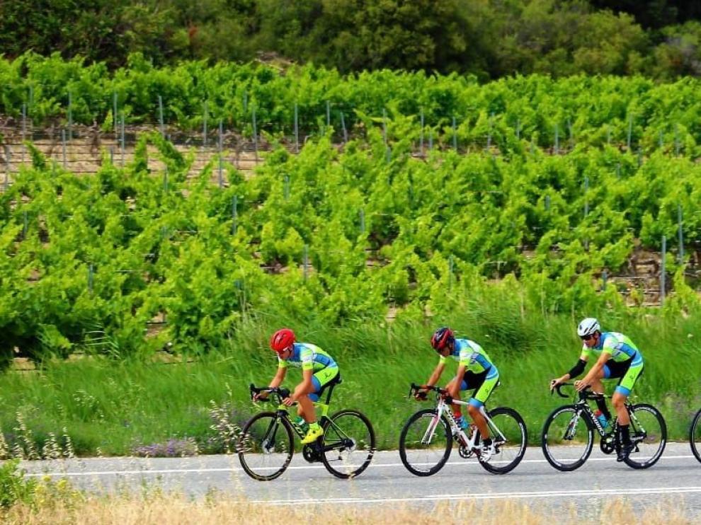 La Vuelta al Bajo Aragón da comienzo hoy con una contrarreloj por equipos.
