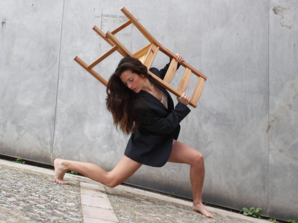 Violeta Borruel presentará su espectáculo Mu (danza)