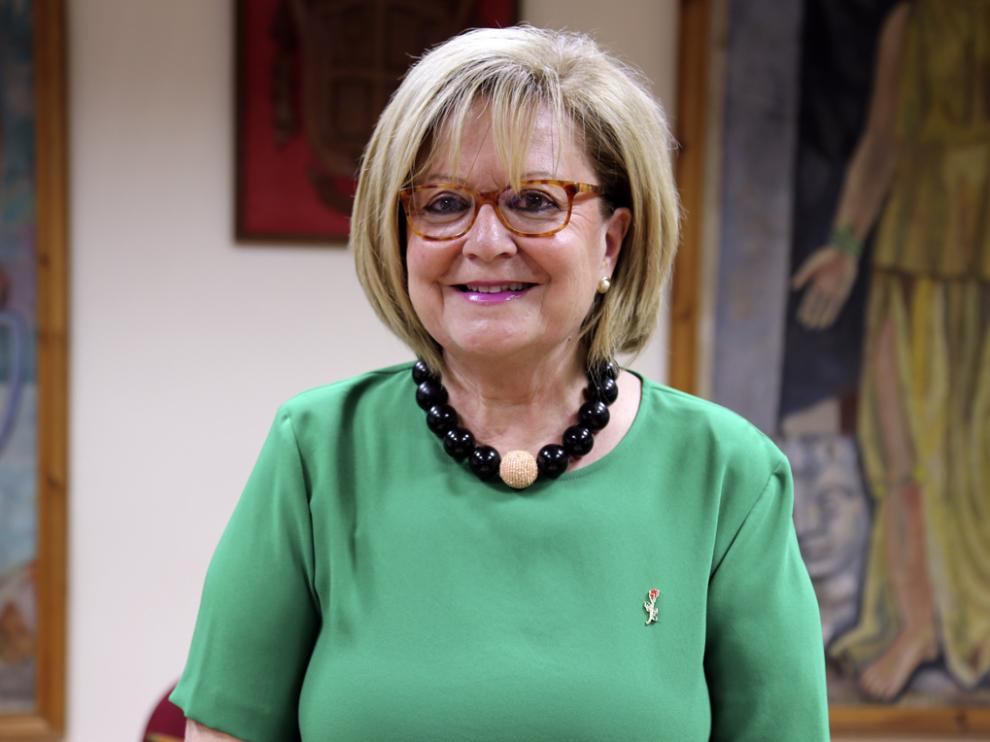 Magda Godia.