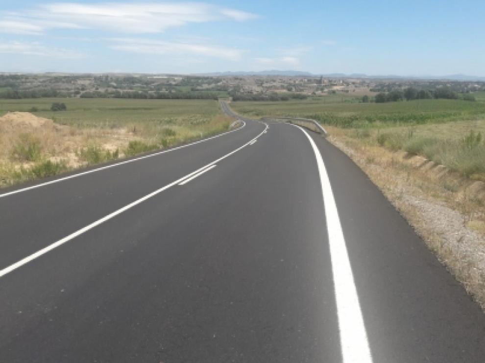 Carretera de Alcubierre