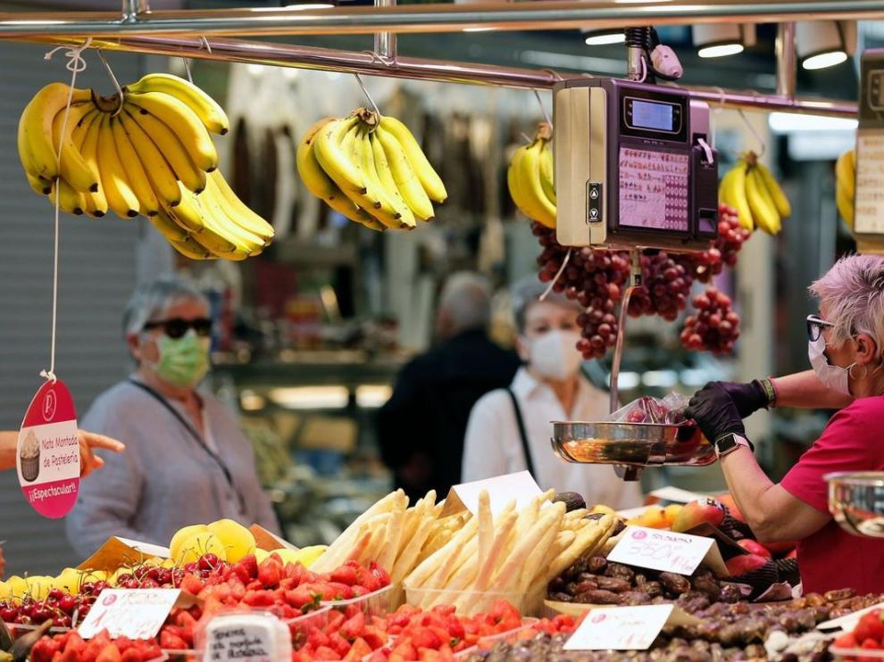 La ocupación en el sector del comercio en España supone un 15% sobre la cifra total de personas ocupadas