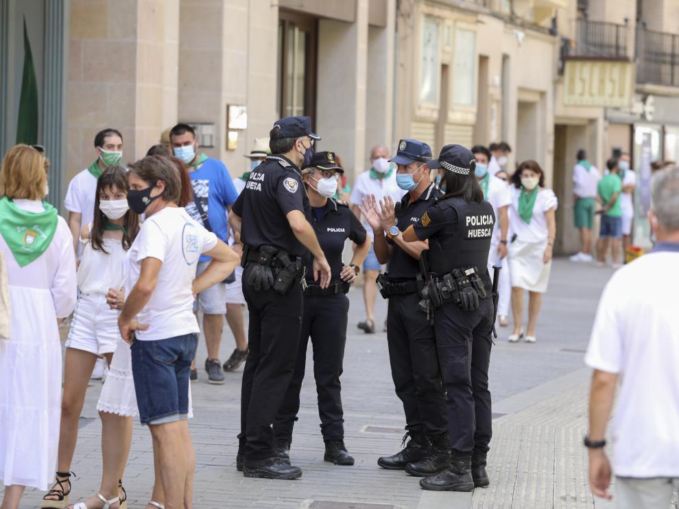 Durante toda la semana festiva se han incrementado los controles policiales.