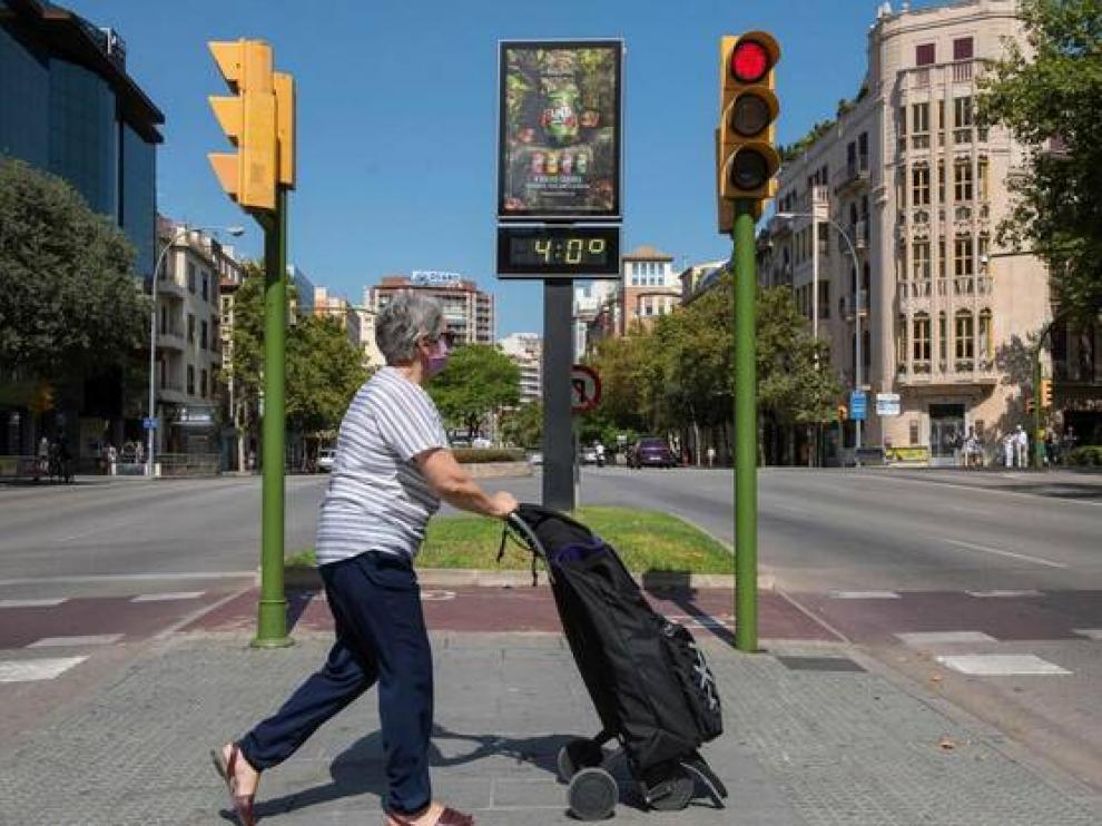 En algunas ciudades se han llegado a detectar hasta 9 grados entre el centro de la ciudad y las áreas limítrofes