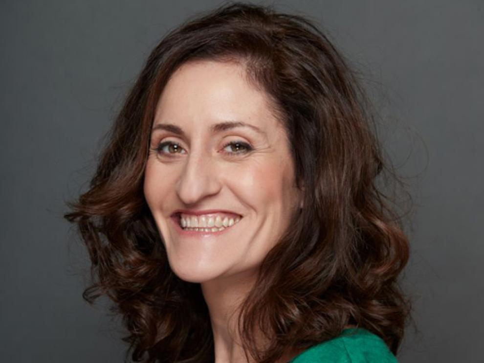 Laura Gómez-Lacueva, muy conocida entre el público por sus incursiones en el teatro y su papel en Oregón TV.
