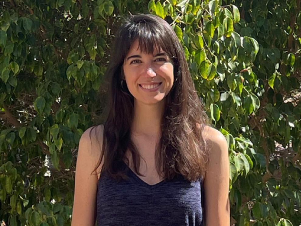 Sonia Garós Giménez, de Albahaca Reberde.