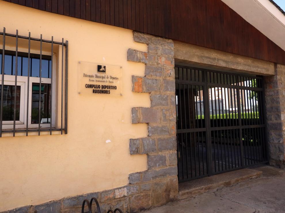 """El complejo deportivo de Ruiseñor se encuentra cerrado durante las """"no fiestas"""""""