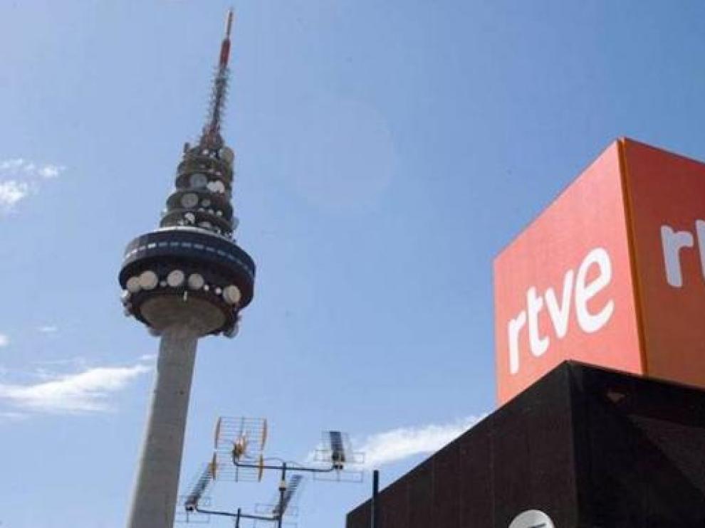 Sede de los informativos de RTVE