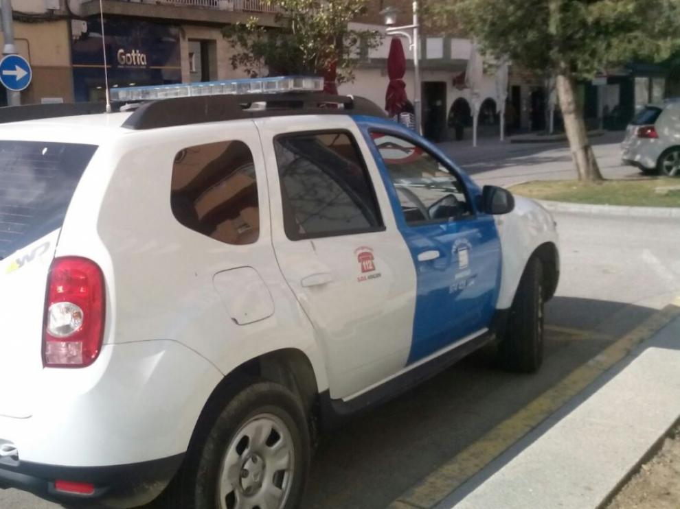 Agentes de la policía municipal localizaron al anciano.
