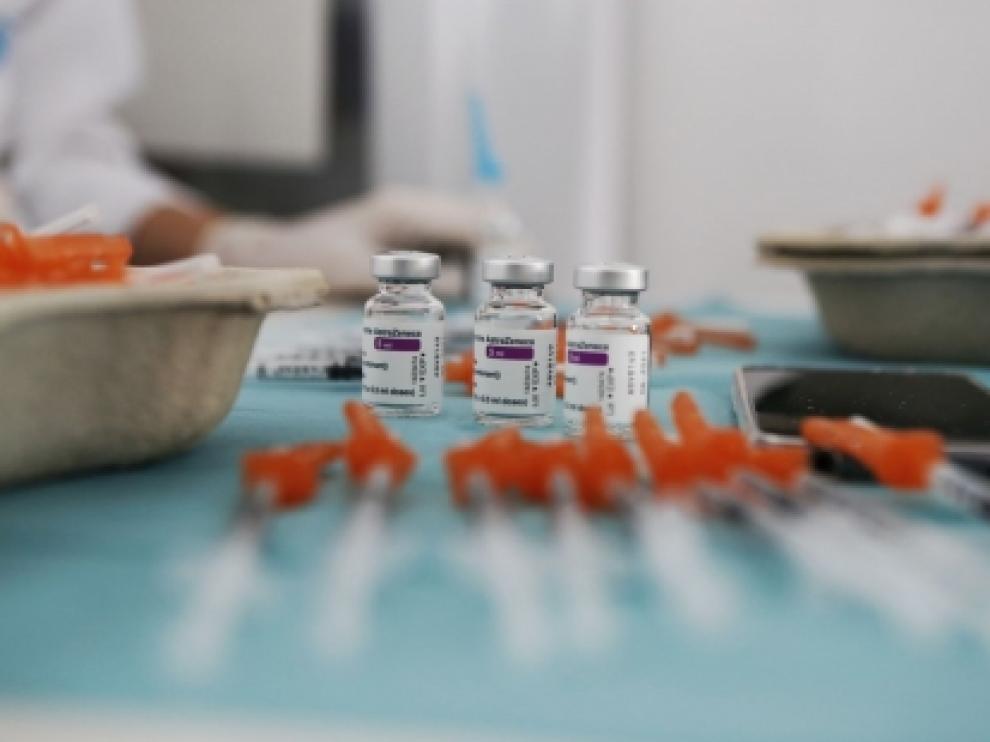 En Aragón la vacunación está abierta para todos los ciudadanos que cumplan 12 o más años durante este ejercicio