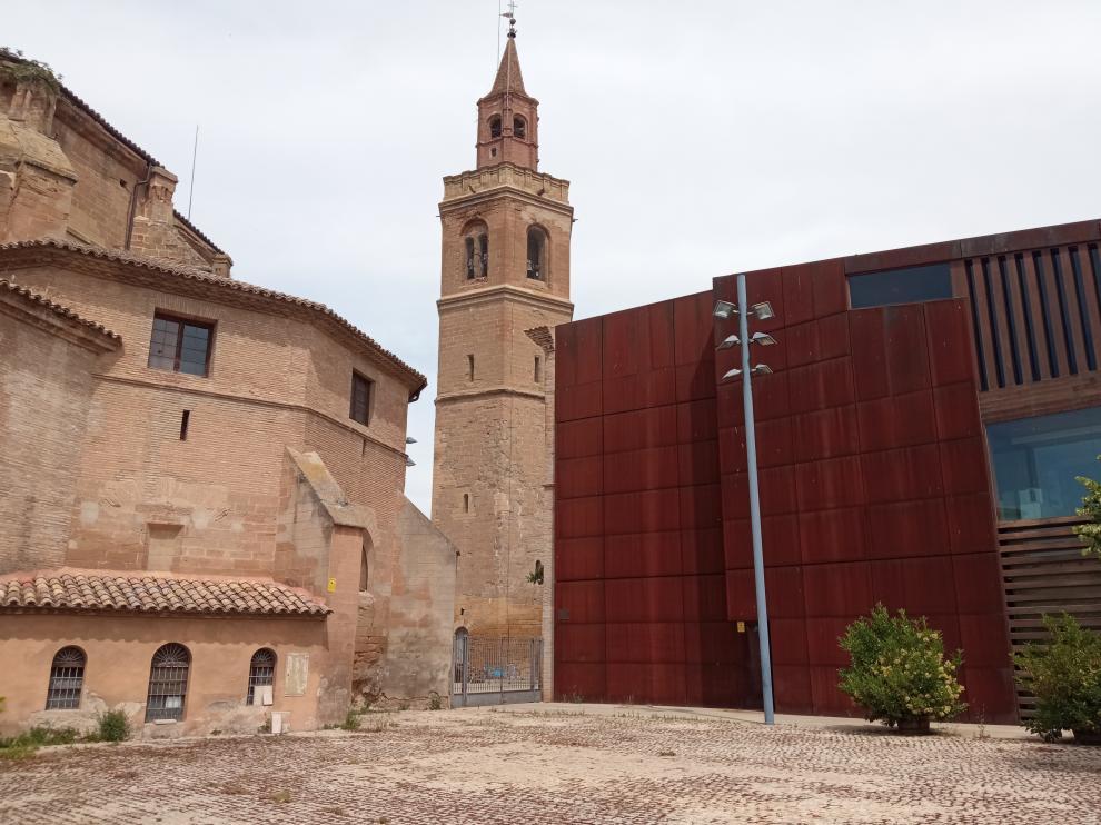 La plaza Manuel Iglesias y Enrique Calvera será reformada tras retomar el proyecto de las obras.