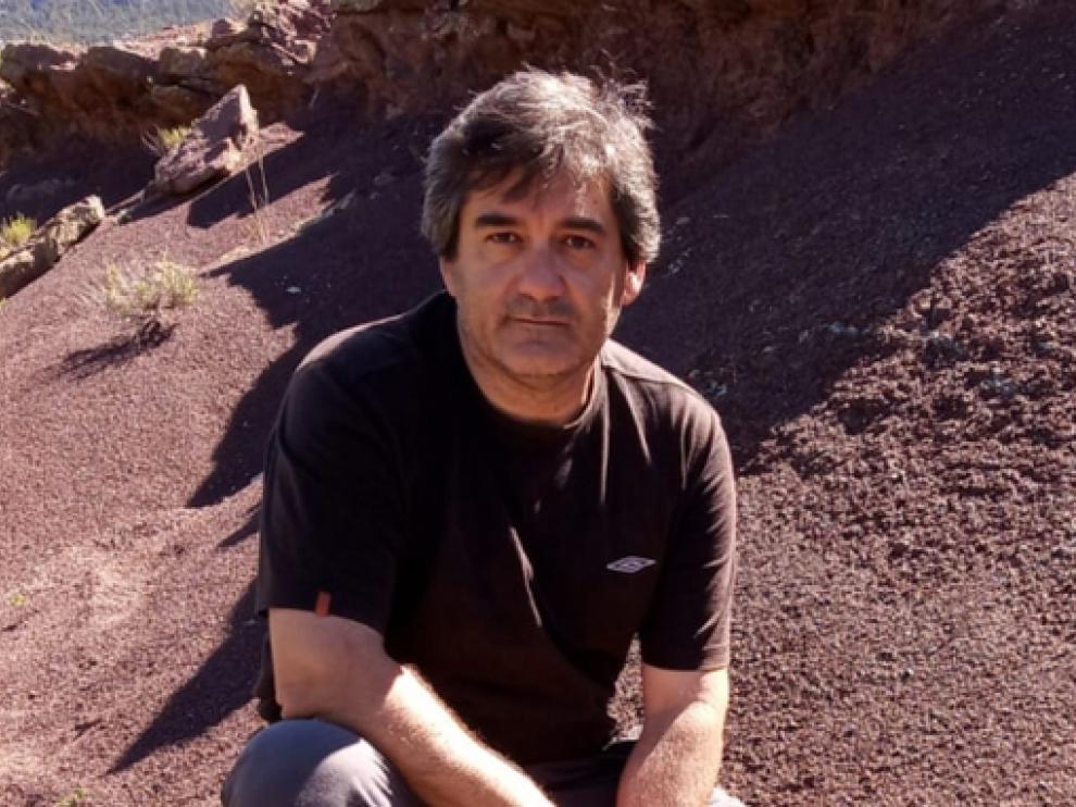 Alberto Cobos llegó a Teruel hace 22 años.