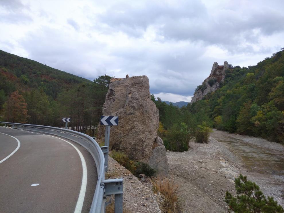 Anterior intervención en infraestructuras cerca del río Osia denunciada por Ecologistas en Acción
