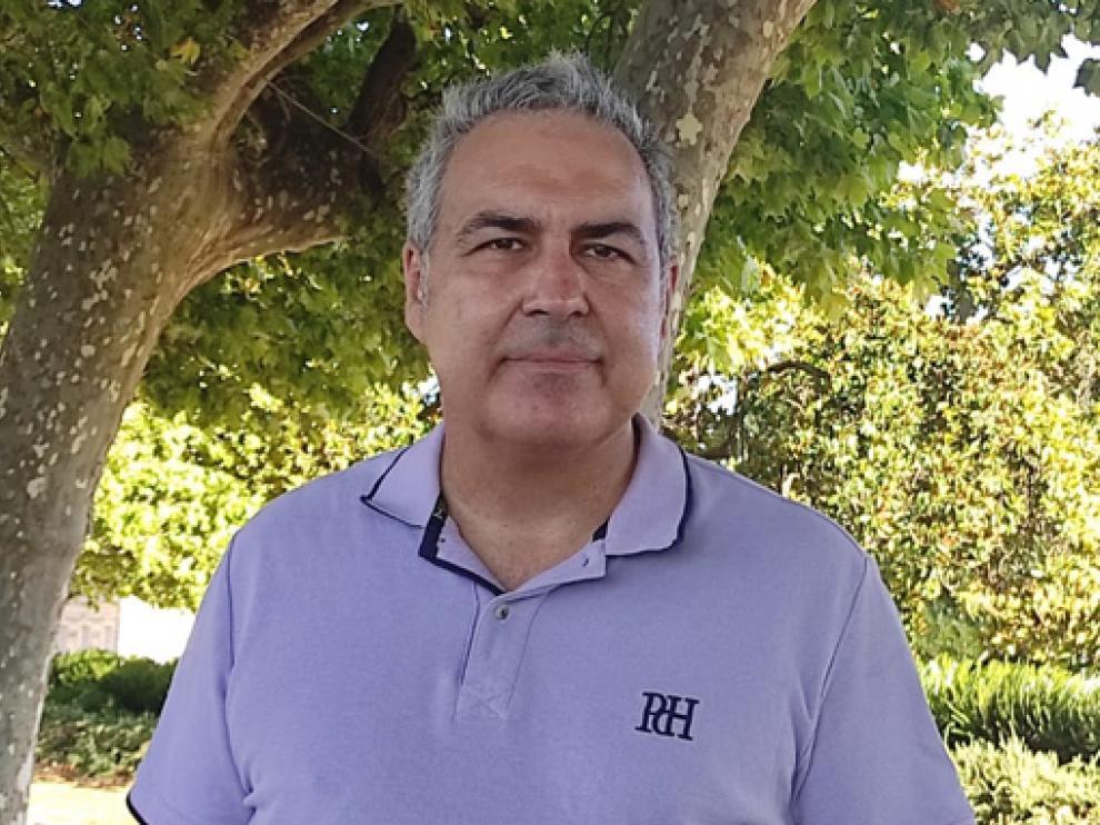 El epidemiólogo veterinario Nacho de Blas.
