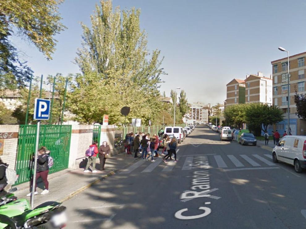 Calle Ramón J. Sender.