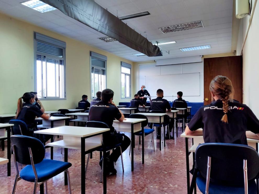 La Policía Nacional del Alto Aragón incorporará a 30 nuevos agentes.