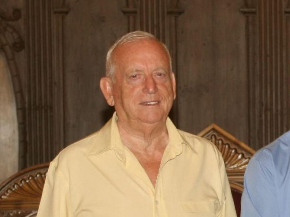 Enrique Sánchez Carrasco, en 2005.