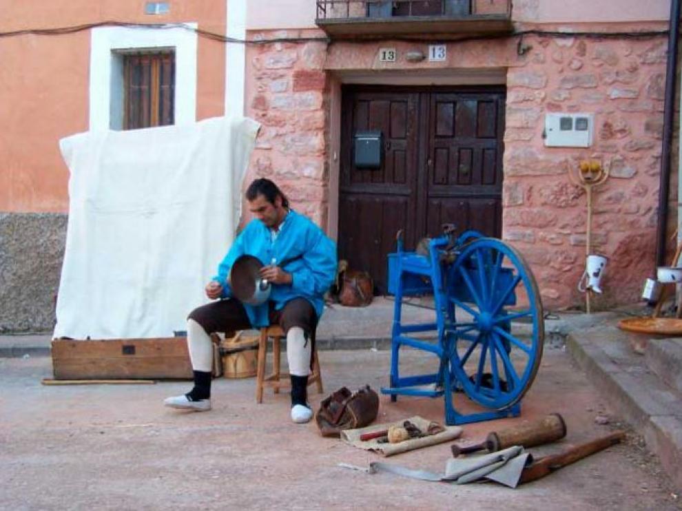 Juan Catalina habla de los oficios tradicionales en Torta y leche.