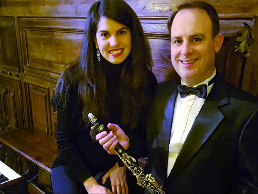 Miriam Cepeda y Luis Alberto Requejo actúan a las 19:00 horas en Torreciudad.