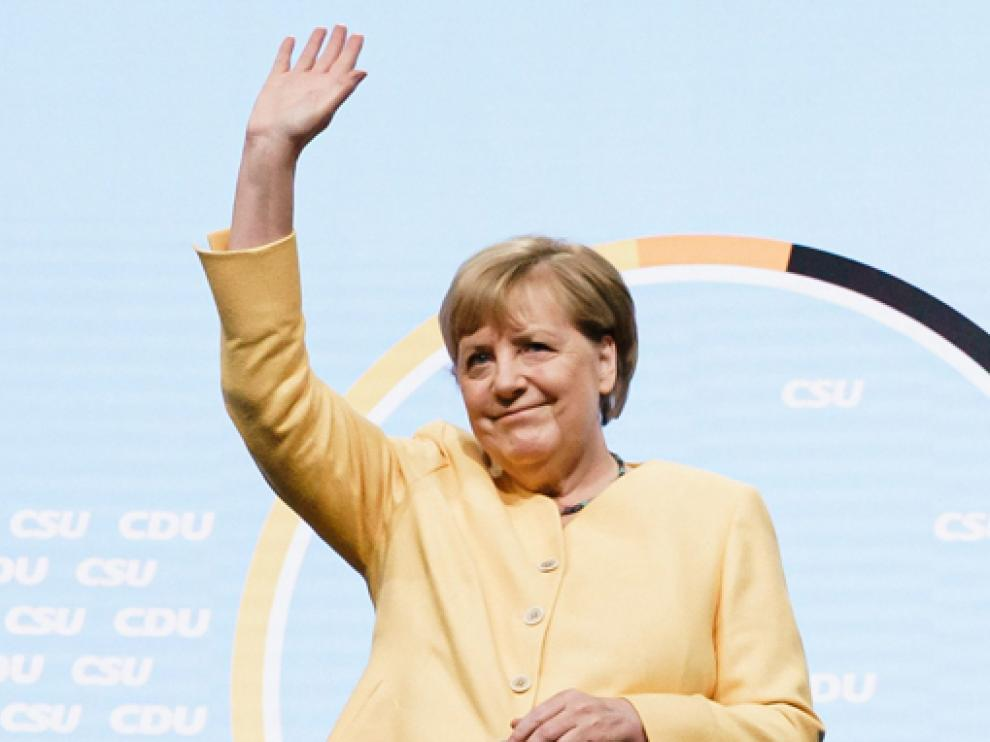 El sondeo da el valor mínimo de la Unión Cristianodemócrata y la Unión Socialcristiana (CDU/CSU) en toda la legislatura