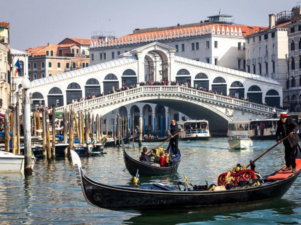 Los turistas que quieran visitar Venecia a partir del próximo verano deberán reservar y pagar entrada.