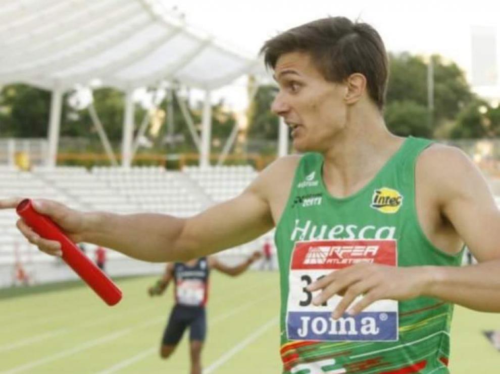 Christian Iguacel está haciendo un gran final de temporada de aire libre