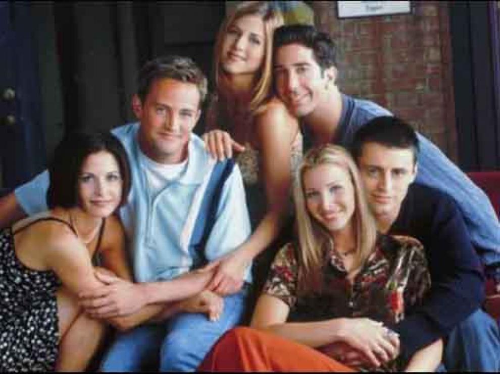 Friends es una de las series que las plataformas tienen en su catálogo.