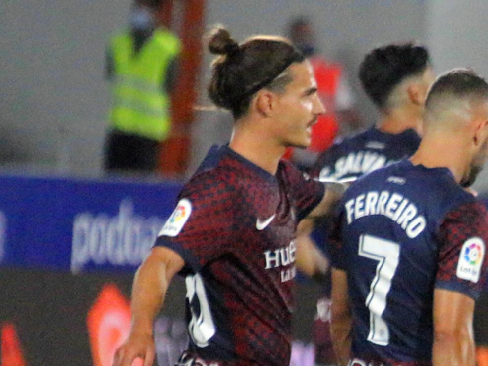 Seoane ha marcado gol en las dos jornadas de liga.