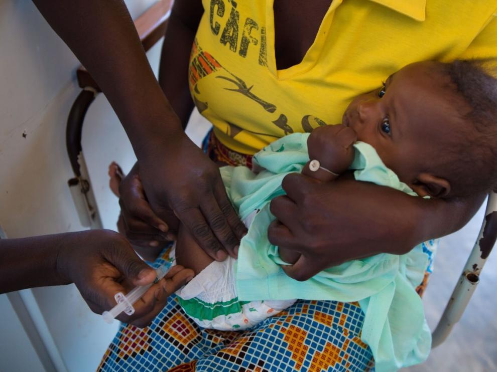 Alrededor de siete millones de niños han sido vacunados desde que el programa se iniciase en 2008.