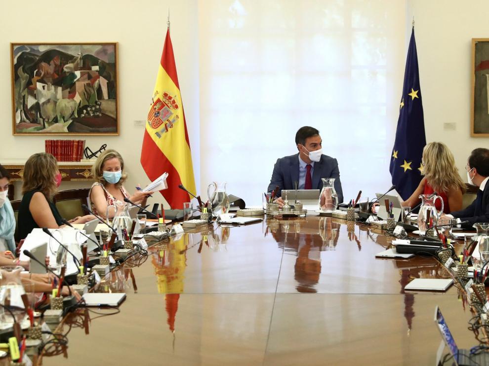 Primer Consejo de Ministros tras el parón estival