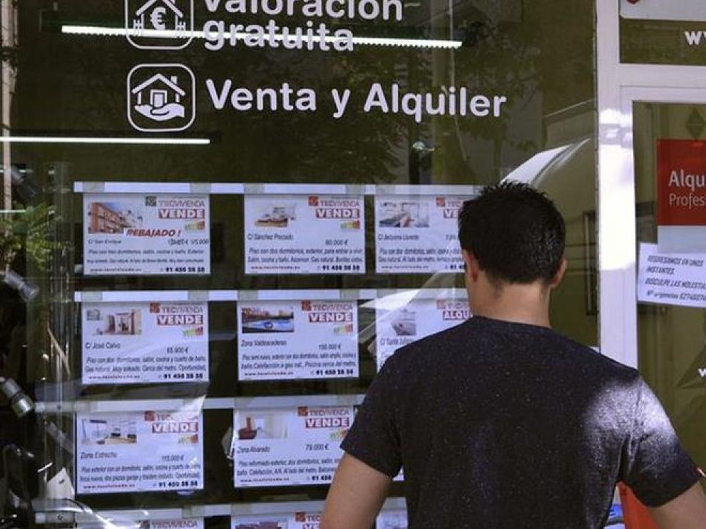 jóvenes vivienda hipoteca